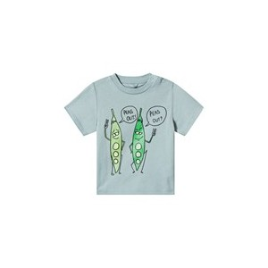 Blue Peas Out T-Shirt