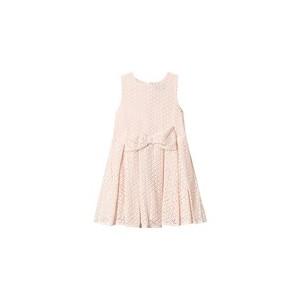 Pink Big Bow Sleeveless Dress