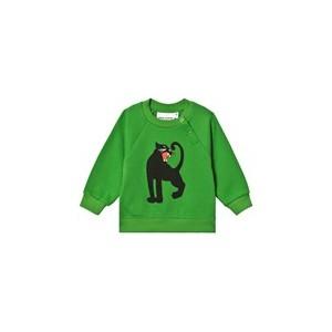 Green Panther Sweatshirt