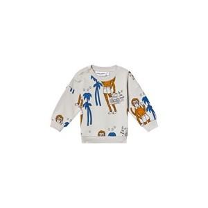Grey Cool Monkey Sweatshirt