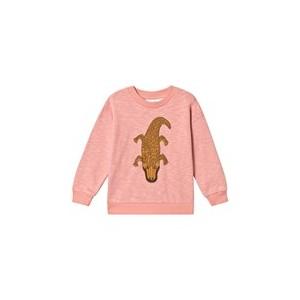 Pink Crocco Sweatshirt