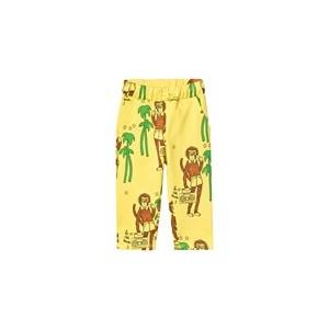 Yellow Cool Monkey Sweatpants