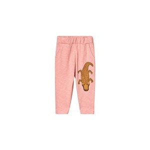 Pink Crocco Sweatpants