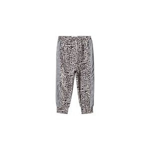 Grey Leopard Sweatpants