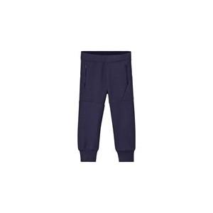 Blue Platon Pants