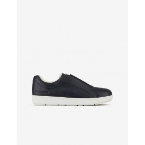 Armani Exchange SNEAKERS WITH CONTRAST LETTERING, SLIP ON for Men | A|X Online Store