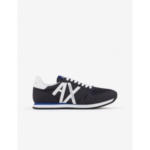 Armani Exchange SNEAKERS WITH LOGO, Sneakers for Men | A|X Online Store