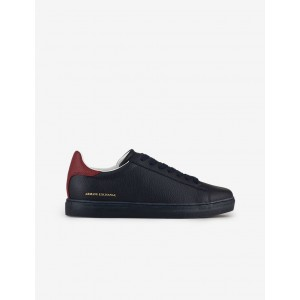 Armani Exchange LEATHER SNEAKERS, Sneakers for Men | A|X Online Store
