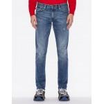 Armani Exchange J14 SKINNY JEANS, Skinny Jeans for Men | A|X Online Store