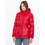 Armani Exchange HOODED PADDED JACKET, PUFFER JACKET for Women | A|X Online Store