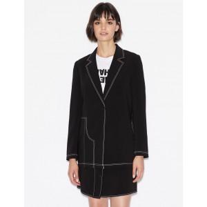 Armani Exchange STRETCH BLAZER, Blazer for Women | A|X Online Store