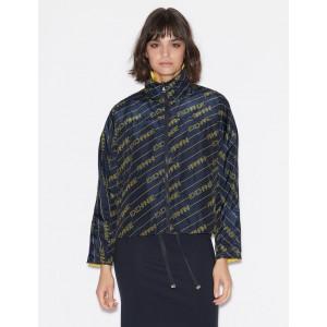 Armani Exchange DOUBLE FACED BLOUSON, Blouson Jacket for Women | A|X Online Store