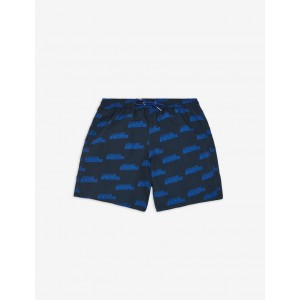 Armani Exchange BOXER STYLE SWIM TRUNKS, Trunk for Men   A X Online Store