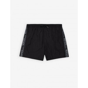 Armani Exchange BOXERS IN RECYCLED FABRIC, Trunk for Men   A X Online Store
