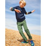 Chino Stretch Pants - Rosemary Green