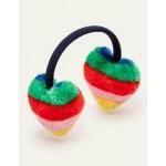 Rainbow Ear Muffs - Multi Rainbow