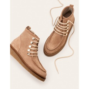 Gowrie Ankle Boots - Soft Truffle