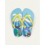 Flip Flops - Blue Reef Scene