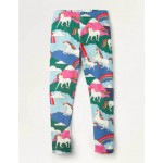 Fun Leggings - Multi Unicorn Mountain