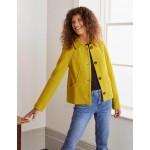 Hatfield Seam Jacket - Chartreuse