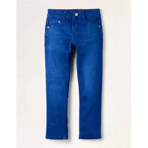 Adventure-flex Slim Jeans - Bright Blue Denim