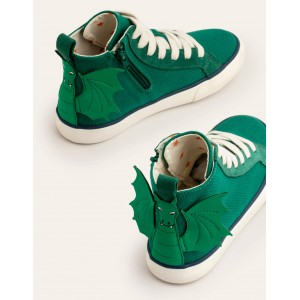 High Tops - Forest Green