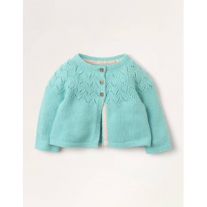 Cosy Cardigan - Orkney Green