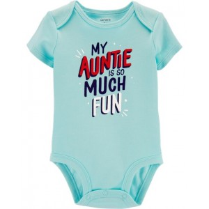 Fun Auntie Collectible Bodysuit