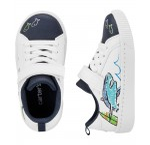 Carter's Shark Casual Sneakers