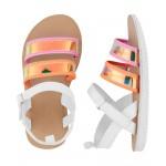 OshKosh Holographic Sandal