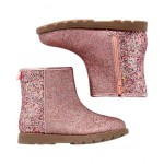 Carters Glitter Ankle Boots