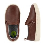Carter's Faux Leather Casual Sneakers