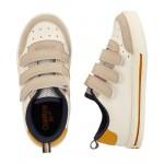 Triple Strap Sneakers