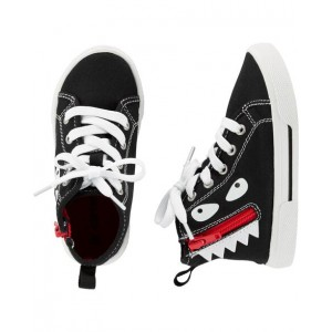Carters Monster High Top Sneakers