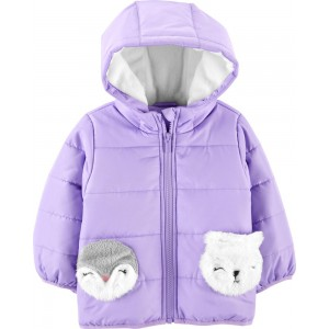 Character Puffer Jacket