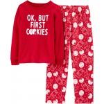 2-Piece Cookies PJs