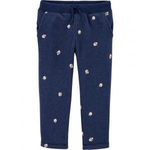 Daisy Logo Fleece Pants