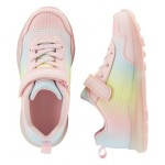Carters Rainbow Light-Up Sneakers