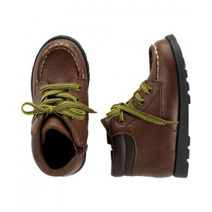 Carters Wallabee Boots