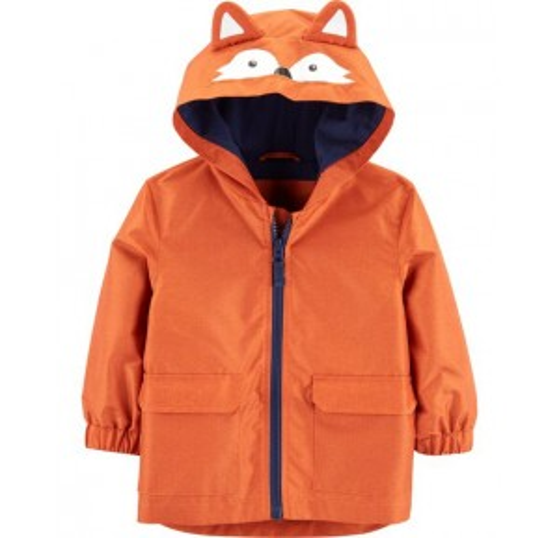 Fox Raincoat