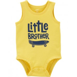 Little Brother Tank Collectible Bodysuit