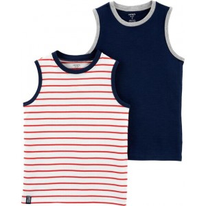 2-Pack Jersey Tanks