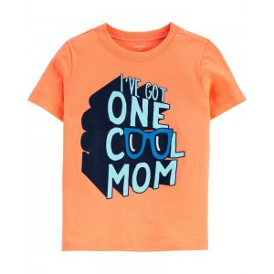 I've Got One Cool Mom Jersey Tee