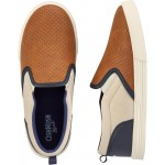 Colorblock Slip-On Shoes