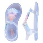OshKosh Shell Jelly Sandals