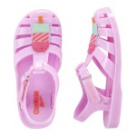 OshKosh Popsicle Jelly Sandals