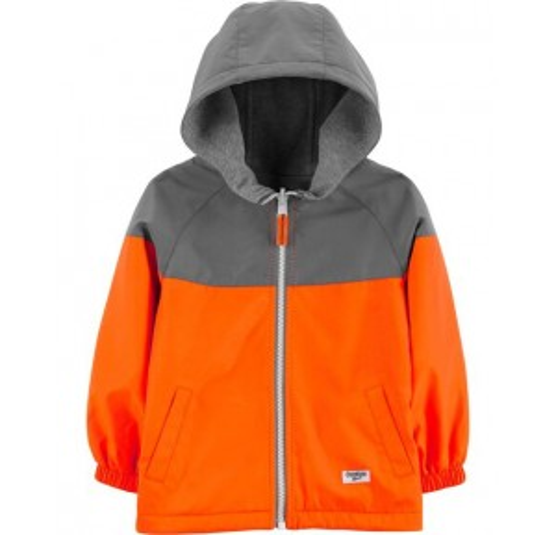 Colorblock Reversible Jacket