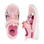 OshKosh Holographic Bump Toe Athletic Sneakers