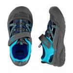 OshKosh Turquoise Bump Toe Sandals