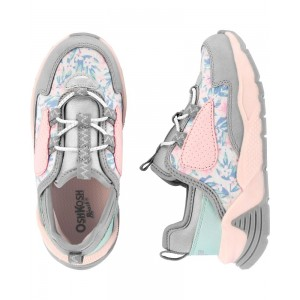 OshKosh Floral Sneakers